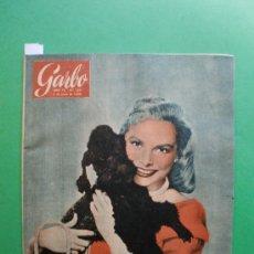 Coleccionismo de Revista Garbo: GARBO Nº 168 2 JUNIO 1956 JANET LEIGH - MARILYN MONROE Y ARTHUR MILLER - BOXEO AMERICANO. Lote 30615600