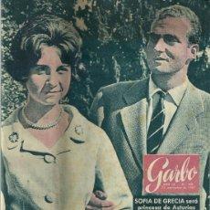Coleccionismo de Revista Garbo: GARBO 1961. Lote 30821523