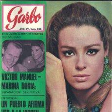 Coleccionismo de Revista Garbo: GARBO 1967. Lote 30821550