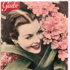Coleccionismo de Revista Garbo: REVISTA GARBO Nº 7 - 1953. Lote 31133547