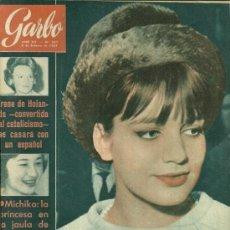 Coleccionismo de Revista Garbo: REVISTA GARBO Nº 569, 8 DE FEBRERO AÑO 1964, CATHERINE SPAAK.... Lote 31241957