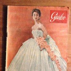 Coleccionismo de Revista Garbo: REVISTA GARBO AÑO 1- Nº 33 - DE 31 DE OCTUBRE DE 1953. Lote 31386040