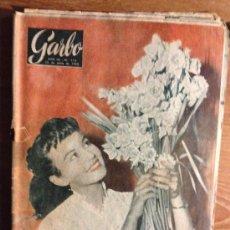 Coleccionismo de Revista Garbo: REVISTA GARBO AÑO III- Nº 119 - 25 DE JUNIO DE 1955 . Lote 31386178