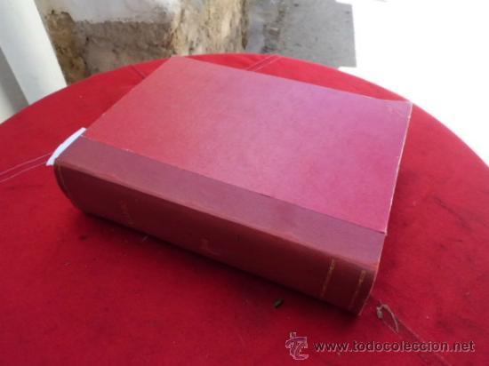 ANTIGUO TOMO ENCUADERNADO CON 24 NUMEROS DE LA REVISTA GARBO AÑO 1961. E-1 (Coleccionismo - Revistas y Periódicos Modernos (a partir de 1.940) - Revista Garbo)