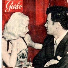 Coleccionismo de Revista Garbo: GARBO, AÑO II, Nº 69, 1954, REPORTAJES Y ACTUALIDAD, CUENTOS, MODAS, SOCIEDAD, MEDICINA. Lote 31804334