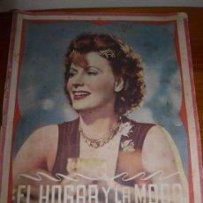 Coleccionismo de Revista Garbo: REVISTA EL HOGAR Y LA MODA FEBRERO DE 1945. Lote 32149533