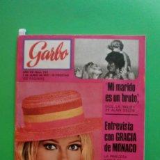 Coleccionismo de Revista Garbo - GARBO Nº 743 03/06/1967 ELSA MARTINELLI - BATMAN - THE MAMA'S AND THE PAPA'S - 33649452