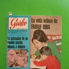 Coleccionismo de Revista Garbo: GARBO Nº 747 01/07/1967 - MISS ESPAÑA - FRANÇOISE HARDY - PACO RABANNE MARY QUANT. Lote 32224070