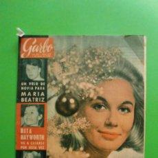 Coleccionismo de Revista Garbo: GARBO Nº 617 02-01-1965 SAN REMO 65 - PERRY MASON - FRANK SINATRA - RITA HAYWORTH. Lote 32244828