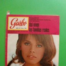 Colecionismo da Revista Garbo: GARBO Nº 769 02-12-1967 PETER SELLERS BRITT EKLAND - JOHNNY HALLYDAY -ROGER SMITH- LOS VENGADORES 2. Lote 32245278