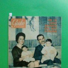Coleccionismo de Revista Garbo: GARBO Nº 581 02/05/1964 EL GRECO - LIZ TAYLOR - GERALDINE CHAPLIN EN SEVILLA . Lote 32320002