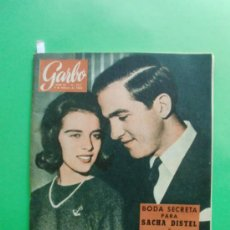 Coleccionismo de Revista Garbo: GARBO Nº 517 09/02/1.963 CATHERINE SAPAAK - BODA SACHA DISTEL - LA HUERTA D SAN JUAN - VIVIEN LEIGH. Lote 183352252