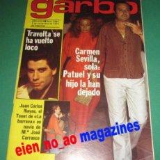 Coleccionismo de Revista Garbo: GARBO 1384/1979 ~ CARMEN SEVILLA~JOHN TRAVOLTA~PALOMA CELA~MIGUEL BOSE~EUROVISION. Lote 33502294