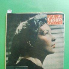 Coleccionismo de Revista Garbo: GARBO Nº 321 09/05/1959 TRAGEDIA EN EL PICO DEL TELEGRAFO - EVA BARTOK - TIMOS EN BARCELONA - B.B.. Lote 33736890
