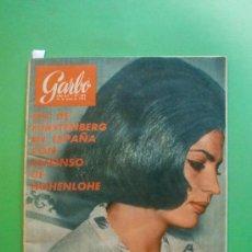 Coleccionismo de Revista Garbo: GARBO Nº 588 20/06/1964 ORO NEGRO EN CASTILLA - EL ESTRANGULADOR DE PARIS - IRA DE FUSTENBERG. Lote 33802357