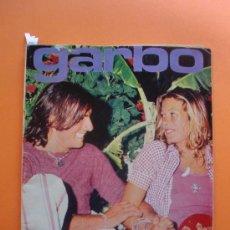 Coleccionismo de Revista Garbo: GARBO Nº 1010 06/09/1972 HOWARD HUGHES - JOHN Y YOKO - DALI Y LA VEDETTE. Lote 33818384