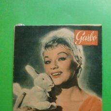 Coleccionismo de Revista Garbo: GARBO Nº 315 28/03/1959 VANDA - 400.000 MONAS PASCUA - 60 COFRADIAS EN SEVILLA - RIERA MARSA. Lote 34428511