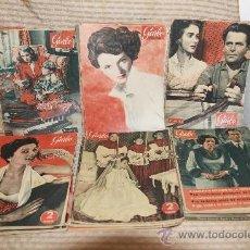 Coleccionismo de Revista Garbo: 2272- GARBO REVISTA SEMANAL ESPAÑOLA DE ACTUALIDAD. 41 NUMEROS. 1953/ 1963. . Lote 35281113