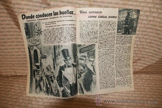 Coleccionismo de Revista Garbo: 2272- GARBO REVISTA SEMANAL ESPAÑOLA DE ACTUALIDAD. 41 NUMEROS. 1953/ 1963. - Foto 3 - 35281113
