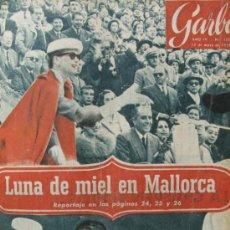 Coleccionismo de Revista Garbo: GRACE KELLY 1956 REVISTA GARBO Nº 165. Lote 36466876