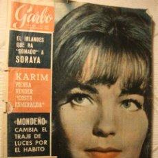 Coleccionismo de Revista Garbo: ANTIGUA REVISTA GARBO ROMY SCHNEIDER. Lote 35686108