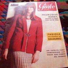 Coleccionismo de Revista Garbo: REVISTA GARBO / FRANCOISE HARDY, ELIZABETH TAYLOR, ELVIS PRESLEY, JOCELYN LANE, VITTORIO GASSMAN. Lote 35803806
