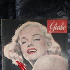 Colecionismo da Revista Garbo: MARILYN MONROE EN GARBO - 3 OCTUBRE DE 1953. Lote 38437248