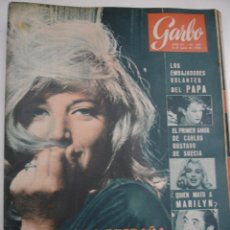Coleccionismo de Revista Garbo: REVISTA GARBO MARYLYN MONROE. Lote 40329235