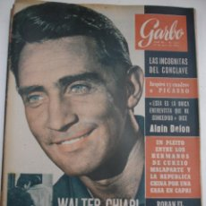 Coleccionismo de Revista Garbo: REVISTA GARBO PICASSO. Lote 40329255