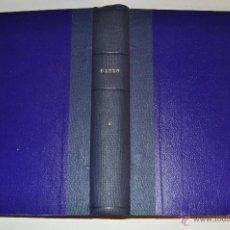 Coleccionismo de Revista Garbo: REVISTA SEMANAL GARBO. DE 19 DE JUNIO AL 30 DE OCTUBRE DE 1954, AMBAS INCLUSIVE.. RM64747. Lote 41639782