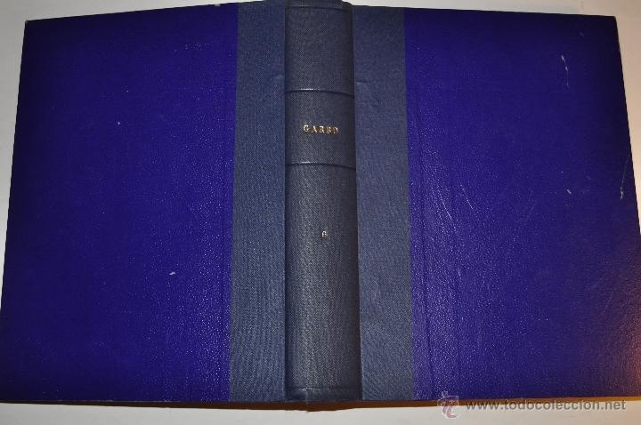 REVISTA SEMANAL GARBO. DE 26 DE MARZO A 13 DE AGOSTO DE 1955, AMBAS INCLUSIVE. RM64749 (Coleccionismo - Revistas y Periódicos Modernos (a partir de 1.940) - Revista Garbo)