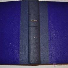 Coleccionismo de Revista Garbo: REVISTA SEMANAL GARBO. DE 26 DE MARZO A 13 DE AGOSTO DE 1955, AMBAS INCLUSIVE. RM64749. Lote 41639875