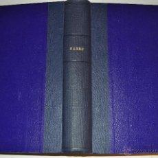 Coleccionismo de Revista Garbo: REVISTA SEMANAL GARBO. DE 20 DE AGOSTO A 30 DE DICIEMBRE DE1955, AMBAS INCLUSIVE. RM64750. Lote 41639950