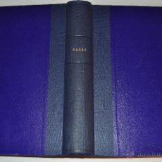 Coleccionismo de Revista Garbo: REVISTA SEMANAL GARBO. DE 7 DE ENERO A 12 DE MAYO DE 1956, AMBAS INCLUSIVE.RM64751. Lote 41639995