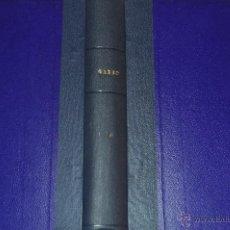 Coleccionismo de Revista Garbo: REVISTA SEMANAL GARBO. DE 19 DE MAYO A 29 DE SEPTIEMBRE DE 1956, AMBAS INCLUSIVE..RM64752. Lote 41640027