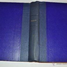 Coleccionismo de Revista Garbo: REVISTA SEMANAL GARBO. DE 23 DE FEBRERO A 15 DE JUNIO DE 1957, AMBAS INCLUSIVE..RM64754. Lote 41640102