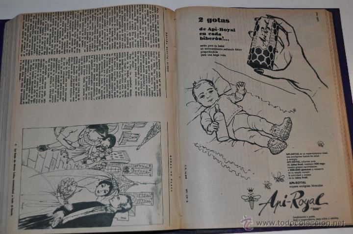 Coleccionismo de Revista Garbo: Revista semanal GARBO. De 23 de febrero a 15 de junio de 1957, ambas inclusive..RM64754 - Foto 2 - 41640102