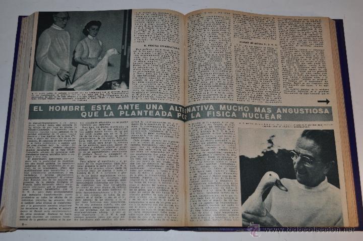 Coleccionismo de Revista Garbo: Revista semanal GARBO. De 22 de junio de 1957 a 21 de septiembre de 1958, ambas inclusive..RM64756 - Foto 2 - 41640274