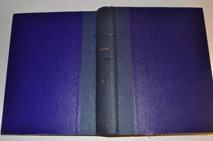 REVISTA SEMANAL GARBO. DE 16 DE MAYO A 13 DE SEPTIEMBRE DE 1958, AMBAS INCLUSIVE. RM64758 (Coleccionismo - Revistas y Periódicos Modernos (a partir de 1.940) - Revista Garbo)