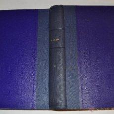 Coleccionismo de Revista Garbo: REVISTA SEMANAL GARBO. DE 16 DE MAYO A 13 DE SEPTIEMBRE DE 1958, AMBAS INCLUSIVE. RM64758. Lote 41640370