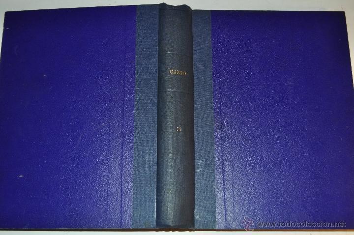 REVISTA SEMANAL GARBO. DE 10 DE ENERO A 9 DE MAYO DE 1959, AMBAS INCLUSIVE. RM64760 (Coleccionismo - Revistas y Periódicos Modernos (a partir de 1.940) - Revista Garbo)