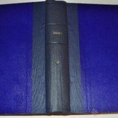 Coleccionismo de Revista Garbo: REVISTA SEMANAL GARBO. DE 16 DE MAYO A 26 DE SEPTIEMBRE DE 1959, AMBAS INCLUSIVE. RM64761. Lote 41640888