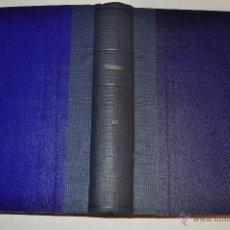 Coleccionismo de Revista Garbo: REVISTA SEMANAL GARBO. DE 3 DE OCTUBRE DE 1959 A 6 DE FEBRERO DE 1960, AMBAS INCLUSIVE. RM64762. Lote 41640925