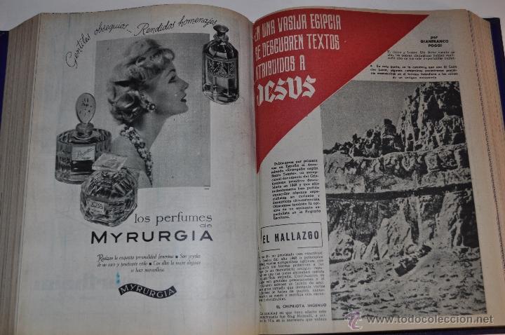Coleccionismo de Revista Garbo: Revista semanal GARBO. De 3 de octubre de 1959 a 6 de febrero de 1960, ambas inclusive. RM64762 - Foto 2 - 41640925