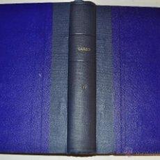 Coleccionismo de Revista Garbo: REVISTA SEMANAL GARBO. DE 13 DE FEBRERO A 25 DE JUNIO DE 1960, AMBAS INCLUSIVE. RM64763. Lote 41640978