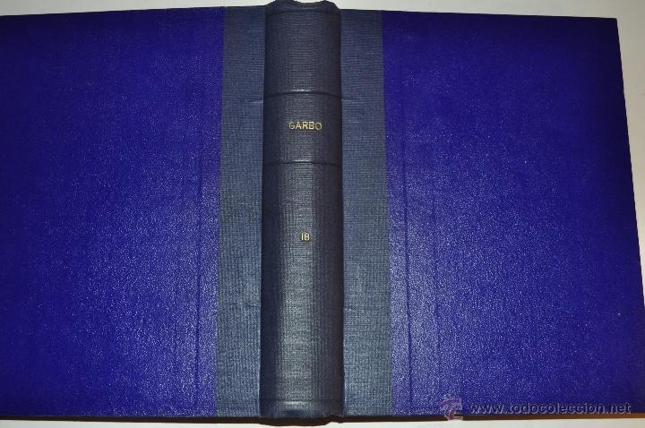 REVISTA SEMANAL GARBO. DE 2 DE JULIO A 12 DE NOVIEMBRE DE 1960, AMBAS INCLUSIVE.. RM64764 (Coleccionismo - Revistas y Periódicos Modernos (a partir de 1.940) - Revista Garbo)