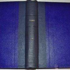 Coleccionismo de Revista Garbo: REVISTA SEMANAL GARBO. DE 2 DE JULIO A 12 DE NOVIEMBRE DE 1960, AMBAS INCLUSIVE.. RM64764. Lote 41641051