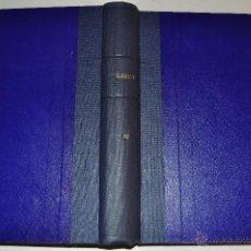 Coleccionismo de Revista Garbo: REVISTA SEMANAL GARBO. DE 19 DE NOVIEMBRE DE 1960 A 11 DE MARZO DE 1961, AMBAS INCLUSIVE. RM64765. Lote 41641096