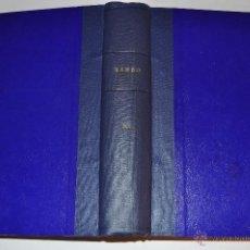 Coleccionismo de Revista Garbo: REVISTA SEMANAL GARBO. DE 18 DE MARZO A 5 DE AGOSTO DE 1961, AMBAS INCLUSIVE. . RM64766. Lote 41641167