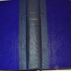 Coleccionismo de Revista Garbo: REVISTA SEMANAL GARBO. DE 12 DE AGOSTO A 23 DE DICIEMBRE DE 1961, AMBAS INCLUSIVE.. RM64767. Lote 41641212